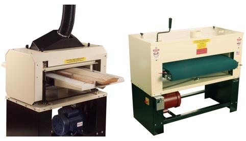 Woodmaster MolderPlaner and Drum Sander