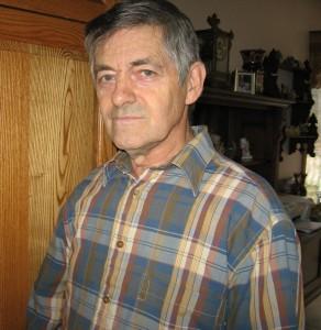 Ferdinand Ballavance -- a talented woodworker who's enjoying retirement!