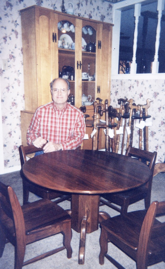 Benton was kind enough to share his story with us. How about you? Do you have Woodmaster stories and photos to share? Please email them to us!