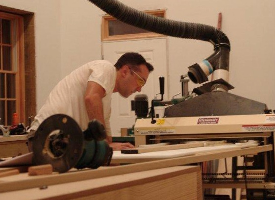 Mike W. had never run a molder/planer before. How'd he get the crazy idea he could manufacture his new home's flooring and trim himself and save thousands in the process? By reading Woodmaster Owner Stories. He read...he learned...he ran his own flooring. And, yes, he saved thousands of dollars doing it.