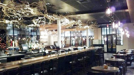 Here's why Rob makes the big bucks — see his remarkable antique glass mirror installation at the Big Grove Tavern in Champaign, IL — and many other establishments.